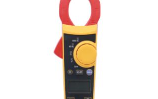 Fluke 317交直流数字钳形表的功能特点及应用范围