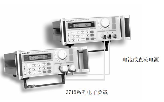 371X系列可编程电子负载的用户手册免费下载