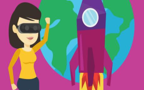 VR的實際用例,VR技術的現狀和未來發展