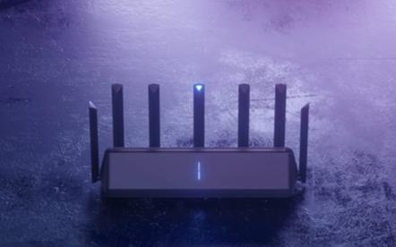 小米路由器AX6000第一次推送稳定版更新,支持Mesh组网