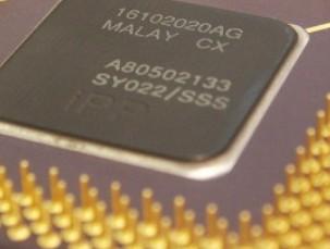 AMD在整个x86市场的份额有所下降