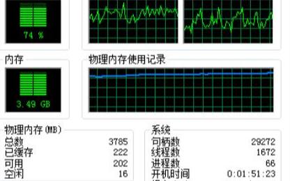 为什么明明没开多少软件,计算的CPU使用率却莫名的高