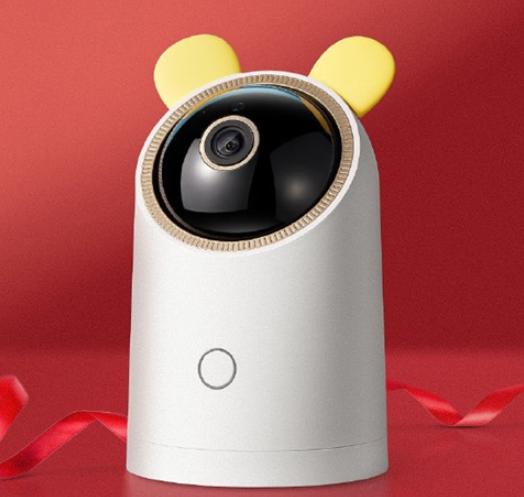華為智選海雀智能攝像頭升級版開售
