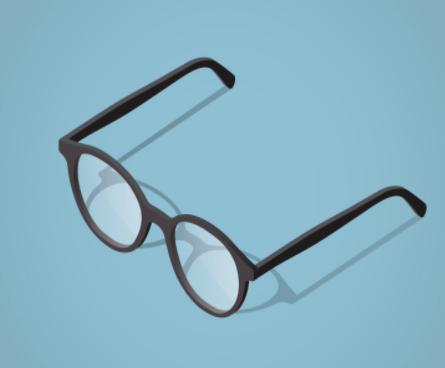 日本推防丢失眼镜的电子标签