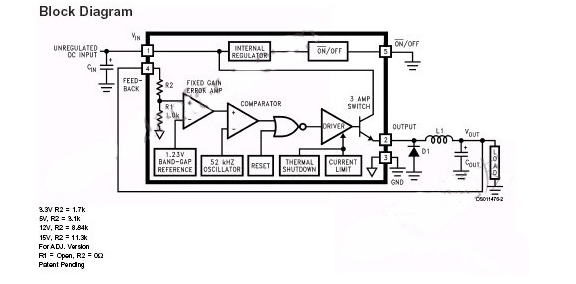 基于LM2576的MCU电源设计方案