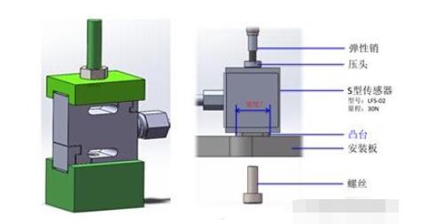 称重传感器的接线和安装注意事项