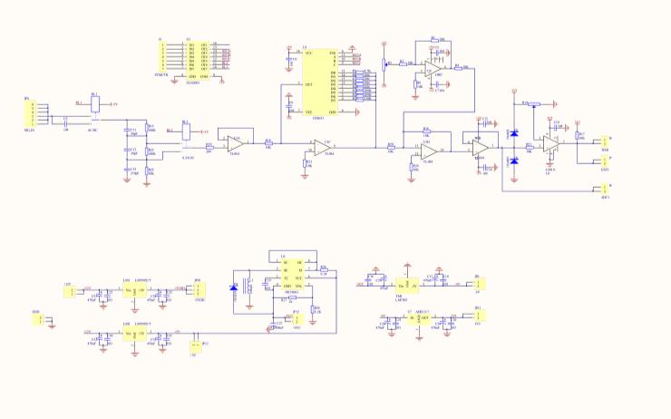 使用STM32单片机实现数字示波器的设计资料合集免费下载