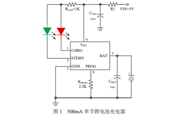 SD8067线性锂离子电池充电芯片的数据手册免费下载