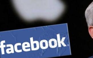 苹果首席执行官蒂姆·库克直接批评了Facebook的商业模式