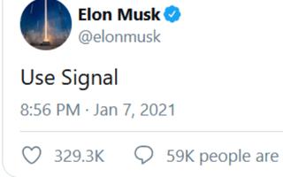 马斯克等大佬呼吁改用的加密通讯软件Signa 到底有多好
