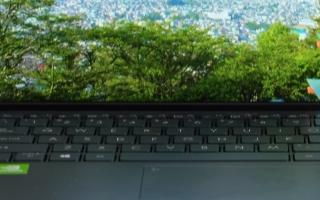 ZenBook 14 Ultralight是华硕Tiger Tiger笔记本电脑新产品阵容的超便携机型