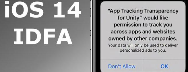 下一个iOS版本将具有反跟踪功能