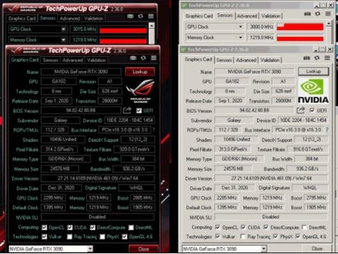 影驰正式发布RTX 3090 HOF名人堂显卡
