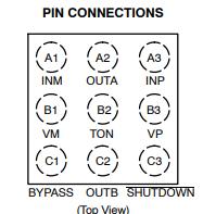 AB类音频放大器NCP2991的性能特点及应用范围