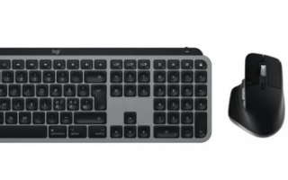 罗技宣布了一款新的Master Series键盘...