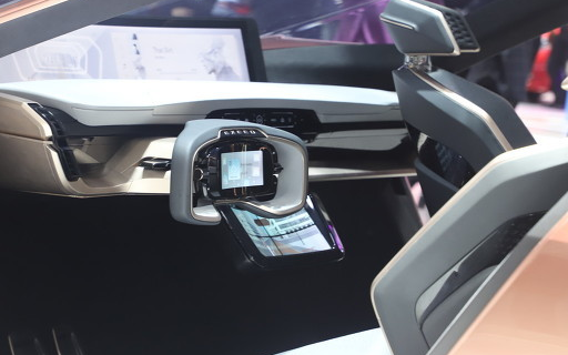挑战谷歌 大众未来会自研大部分自动驾驶软件