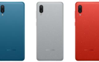 三星已悄悄宣布了2021年的首款入门级智能手机G...