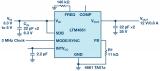 ADI的µModule功率转换器件LTM4661...