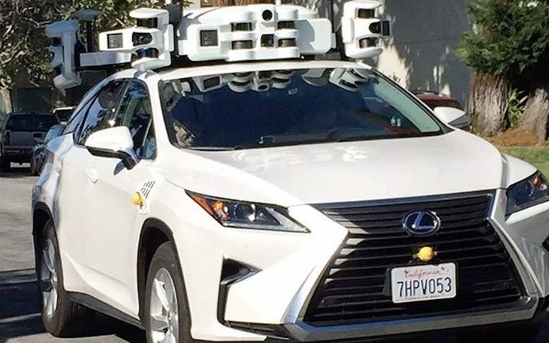 苹果自动驾驶汽车传感器团队领导离职
