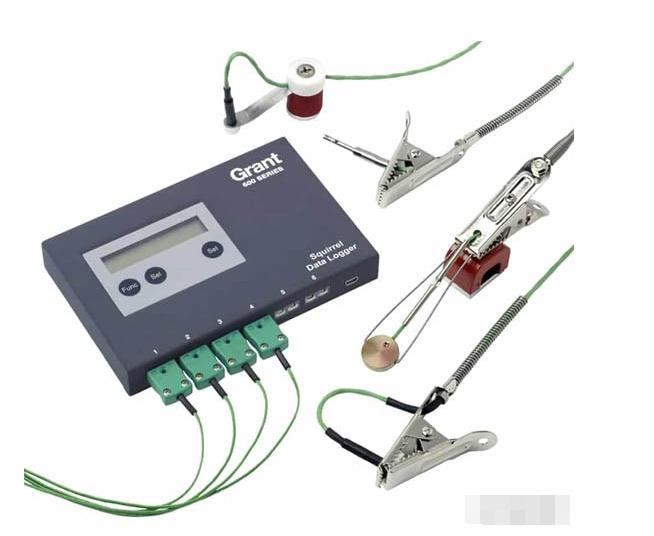从类型/原理/特点及应用四个方面论述温度传感器