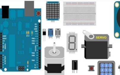 使用Arduino实现三基色LED实验的资料合集免费下载