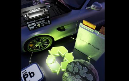 研发中心的铅基阳极将锂电池储能能力提高一倍