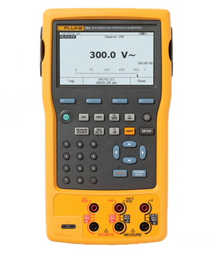 754/754PLUS多功能过程校验仪的功能及特点分析