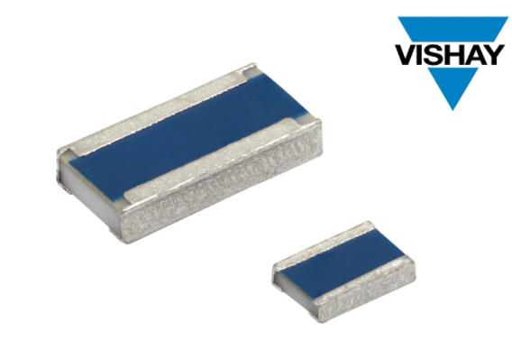 Vishay推出新款宽边薄膜片式电阻,其性能和可靠性更适合用于汽车和工业系统