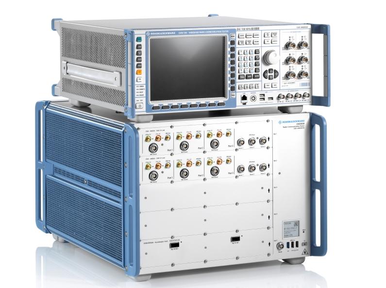 罗德与施瓦茨提供的首批5G NR协议一致性IMS...