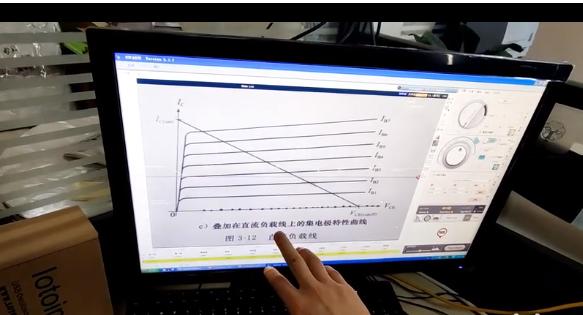 关于三极管的输出特性曲线测绘解析