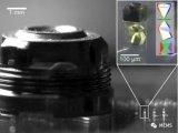 一个研究项目已经使用3D打印技术制造出微型光谱仪
