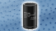 TDK推出新系列鋁電解電容器——B43548