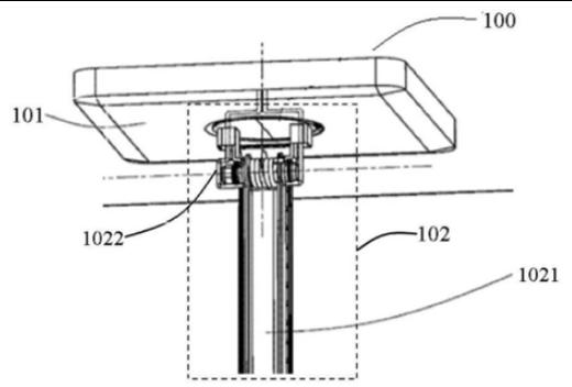 美团公开无人机配货设备和系统相关专利