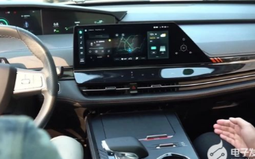 地平線汽車智能芯片讓長安UNI-K座艙更加智能化