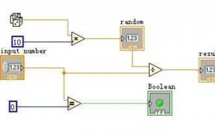 LabVIEW的程序实例详细资料说明