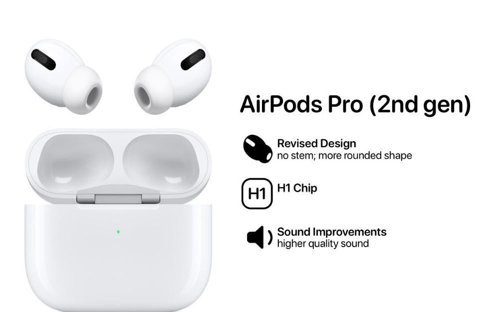 苹果新款AirPods Pro曝光:颜值大幅提升