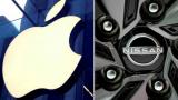 日产否认与苹果合作造车