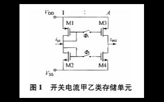 便携式电子系统中甲乙类存储单元的应用及设计方案