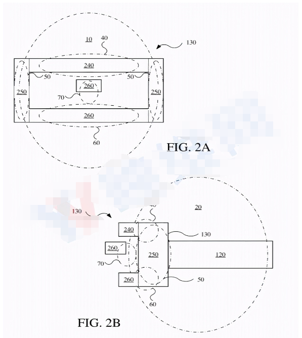 苹果AR/VR头显最新专利,能够与用户面部舒适贴合的面垫