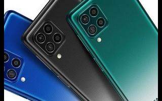 三星终于使新的Galaxy F62在印度正式上市