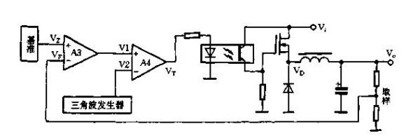 由LM324组成的开关电源设计方案