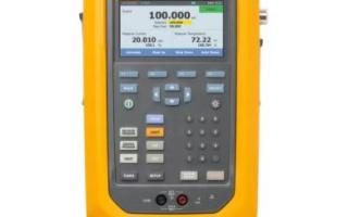 Fluke 729自动压力校验仪的功能实现及特性分析