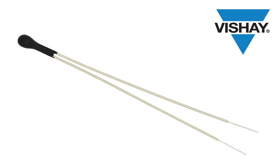 Vishay新款高温NTC热敏电阻适合应用于汽车快速、高精度温度检测
