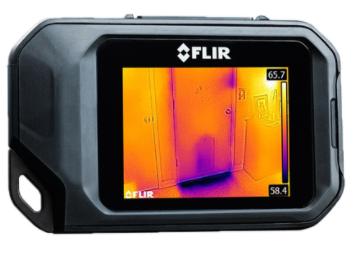 FLIR C3便携式红外热像仪的性能特点及应用