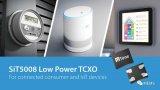 温度补偿MEMS振荡器(TCXO):SiT5008