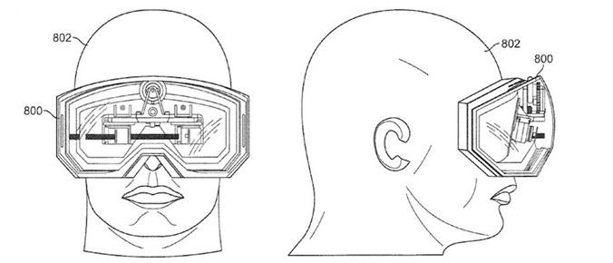蘋果AR/VR設備的最新專利,配備紅外傳感系統