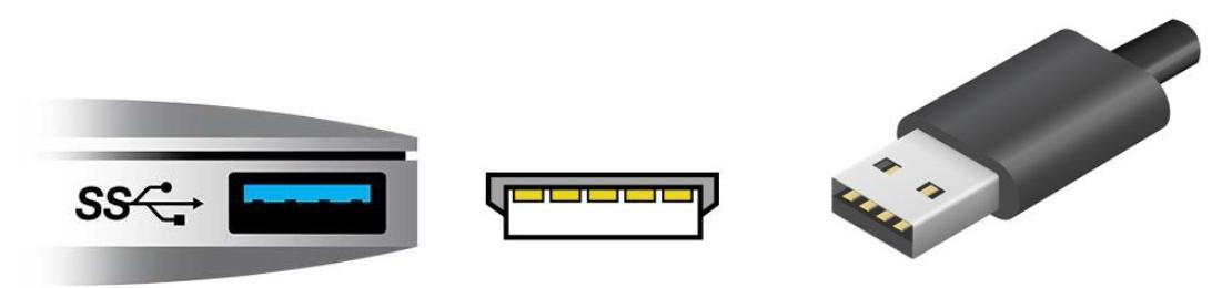 常见的USB接口标准都有哪些 速度又有何区别