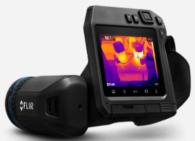 FLIR T500系列红外热像仪的性能特点及应用范围