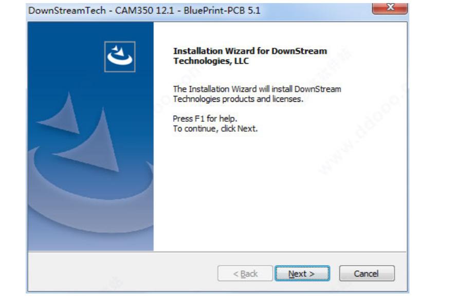 CAM350 GERBER文件安装方法和使用键说明
