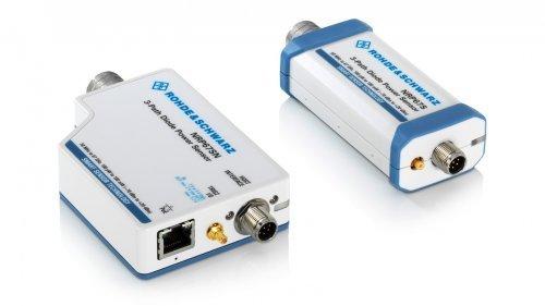 R&S新型三通道二极管功率探头测量频率范围提高至67GHz
